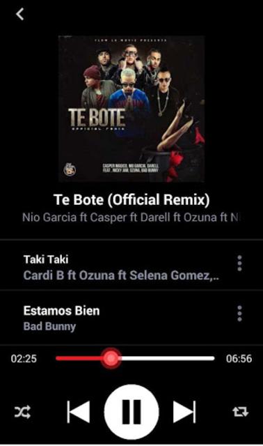 MP3teca screenshot 3