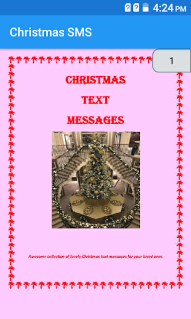 Text messages for all occasions (free) screenshot 7