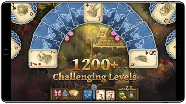 Solitaire Fairytale screenshot 22