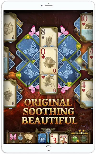 Solitaire Fairytale screenshot 2