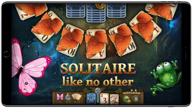 Solitaire Fairytale screenshot 13