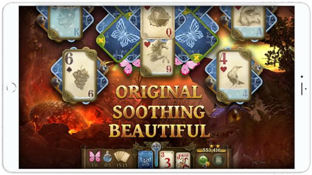 Solitaire Fairytale screenshot 14