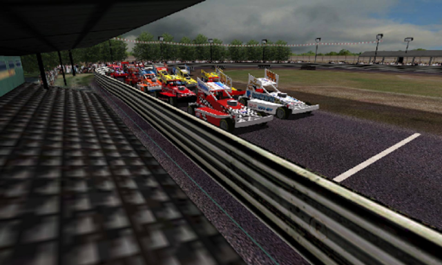Stockcars Unleashed screenshot 1