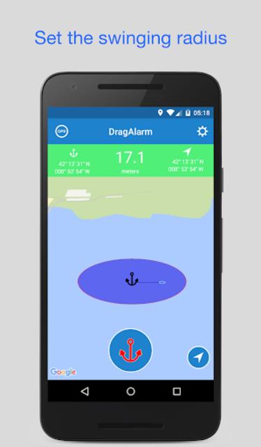 DragAlarm (BETA) screenshot 1