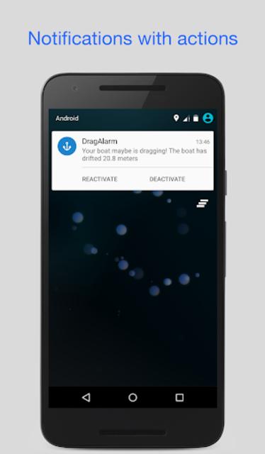 DragAlarm (BETA) screenshot 4