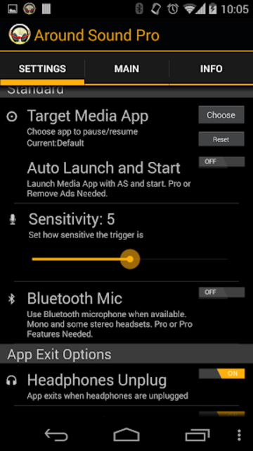 Around Sound Pro screenshot 2