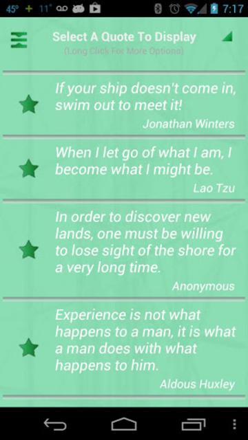 Positive Thinking Pro screenshot 3