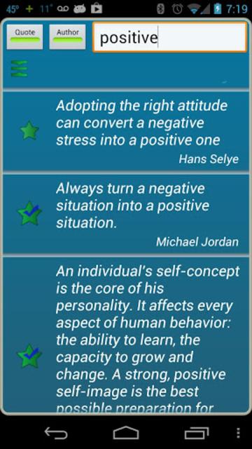Positive Thinking Pro screenshot 4