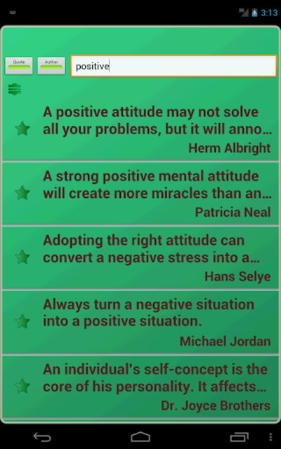 Positive Thinking Pro screenshot 17