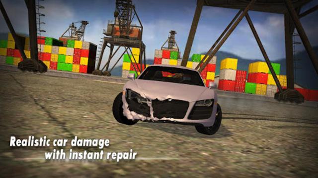 Car Driving Simulator 2017 screenshot 4