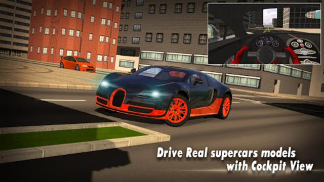 Car Driving Simulator 2017 screenshot 8