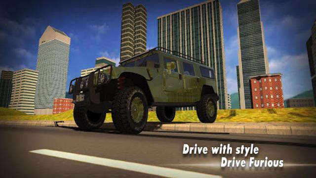 Car Driving Simulator 2017 screenshot 12