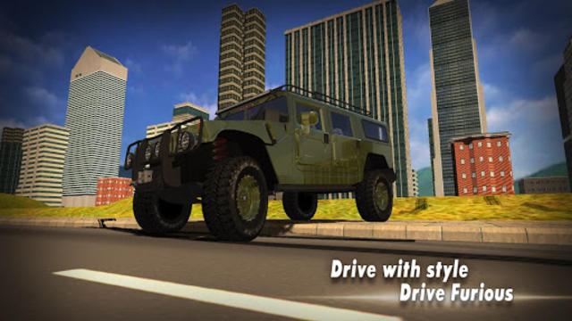 Car Driving Simulator 2017 screenshot 18