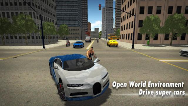 City Car Driver 2017 screenshot 1