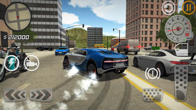 City Car Driver 2017 screenshot 2