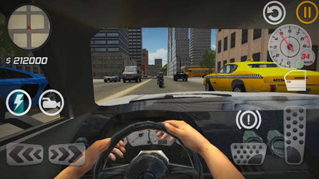 City Car Driver 2017 screenshot 3