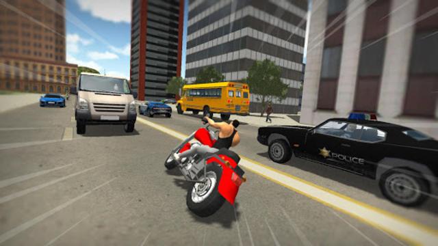 City Car Driver 2017 screenshot 4