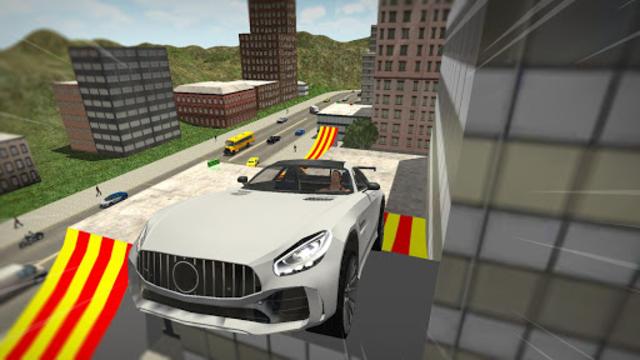City Car Driver 2017 screenshot 5