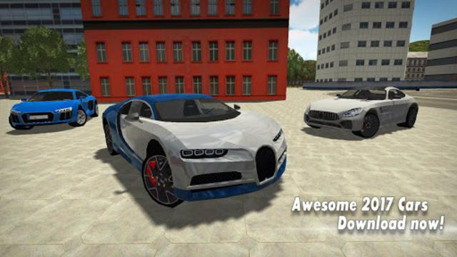 City Car Driver 2017 screenshot 12