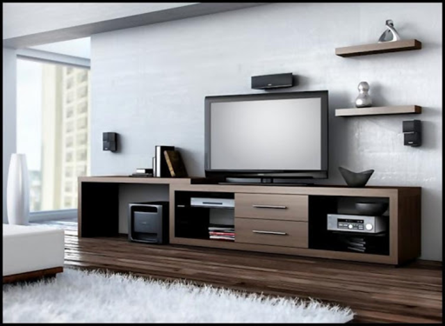 Modern TV Cabinet Design screenshot 1