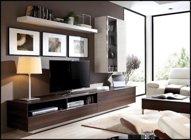Modern TV Cabinet Design screenshot 2