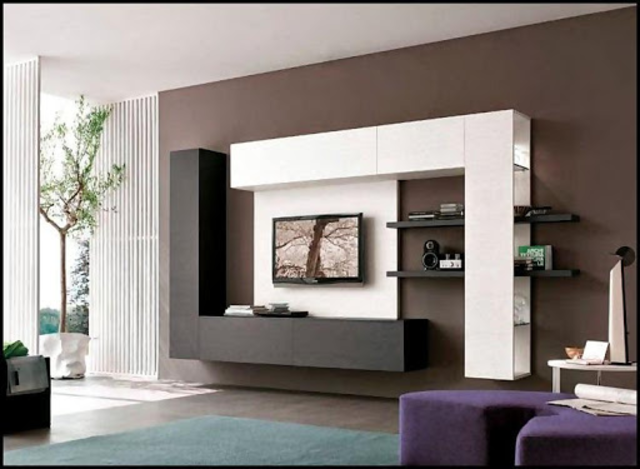 Modern TV Cabinet Design screenshot 3