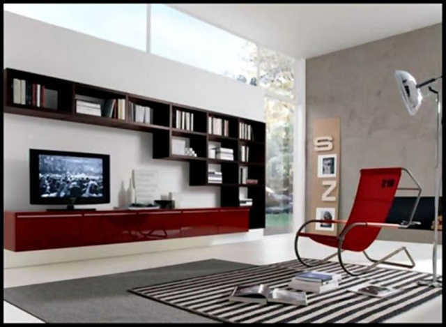 Modern TV Cabinet Design screenshot 4
