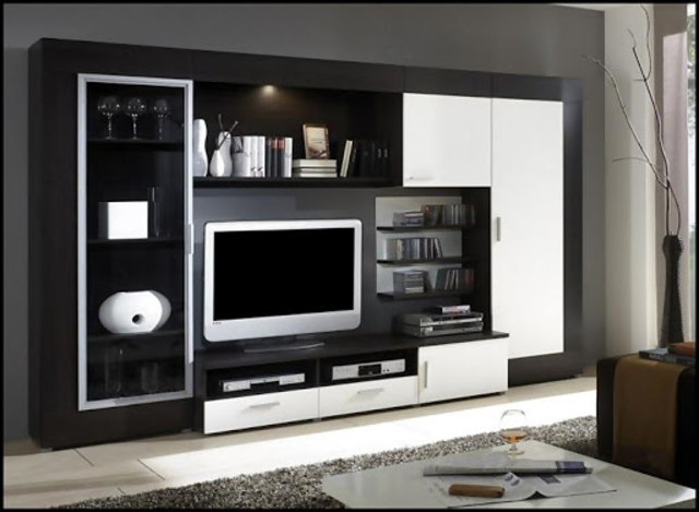 Modern TV Cabinet Design screenshot 5