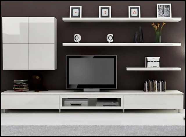 Modern TV Cabinet Design screenshot 7