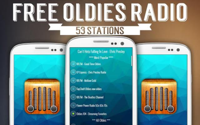 Free Oldies Radio screenshot 4