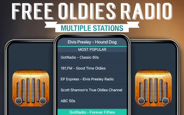 Free Oldies Radio screenshot 3