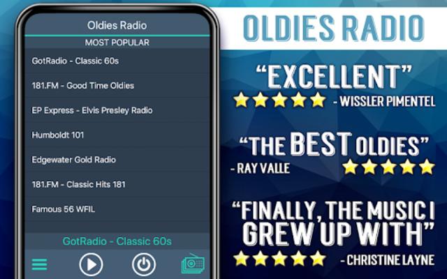 Free Oldies Radio screenshot 6