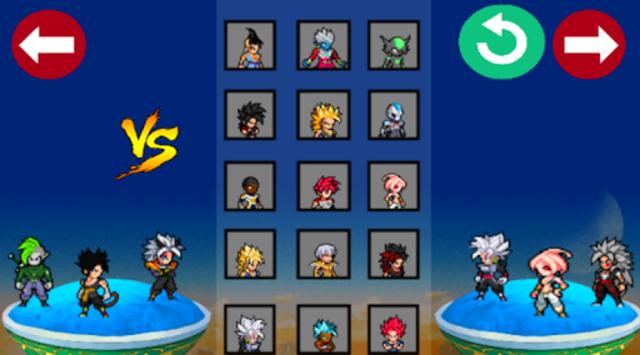 About: Super saiyan warriors S (Google Play version) | Super