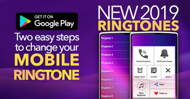 New Ringtones 2019 screenshot 3