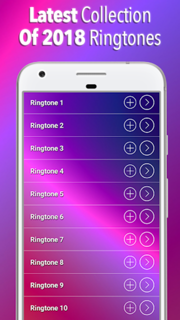 New Ringtones 2019 screenshot 7