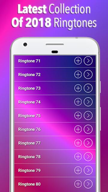 New Ringtones 2019 screenshot 8