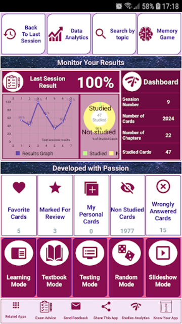 ATI Nursing App for Self Learning: Notes & Quizzes screenshot 4