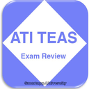 Icon for ATI TEAS Exam Prep & Test Bank for Self Learning