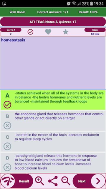 ATI TEAS Exam Prep & Test Bank for Self Learning screenshot 7