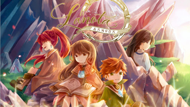 Lanota - Dynamic & Challenging Music Game screenshot 1