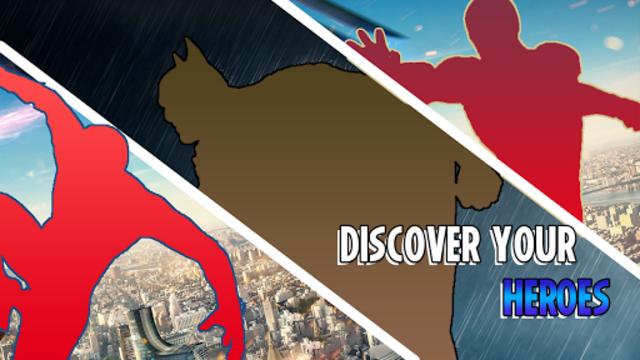 Superheroes Puzzles - Wooden Jigsaw Puzzles screenshot 10