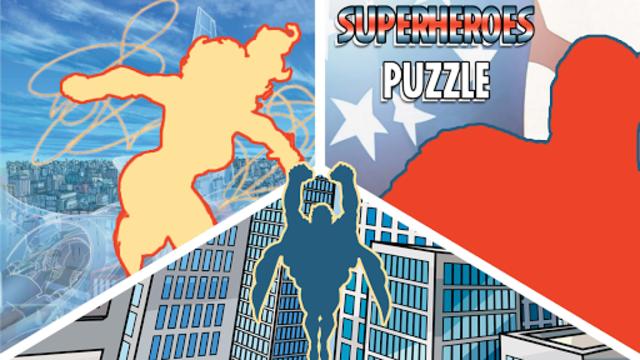 Superheroes Puzzles - Wooden Jigsaw Puzzles screenshot 11