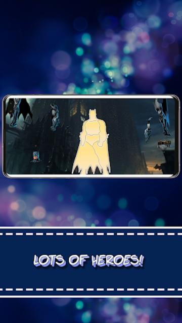 Superheroes Puzzles - Wooden Jigsaw Puzzles screenshot 14