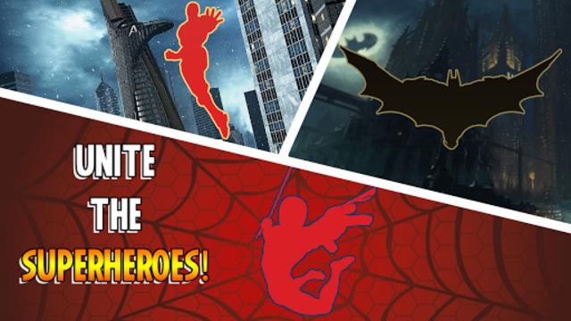 Superheroes Puzzles - Wooden Jigsaw Puzzles screenshot 1