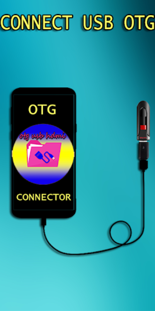 Otg Usb Driver with android screenshot 1