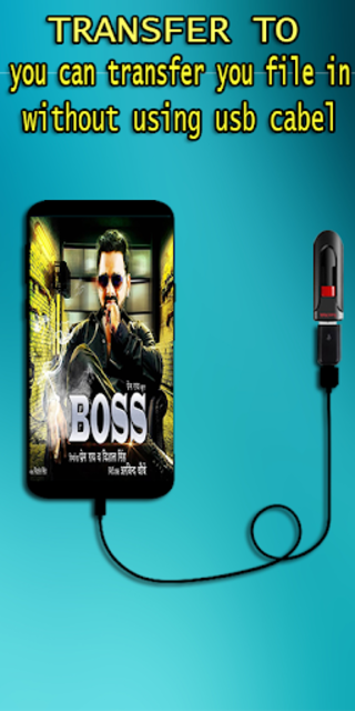 Otg Usb Driver with android screenshot 6