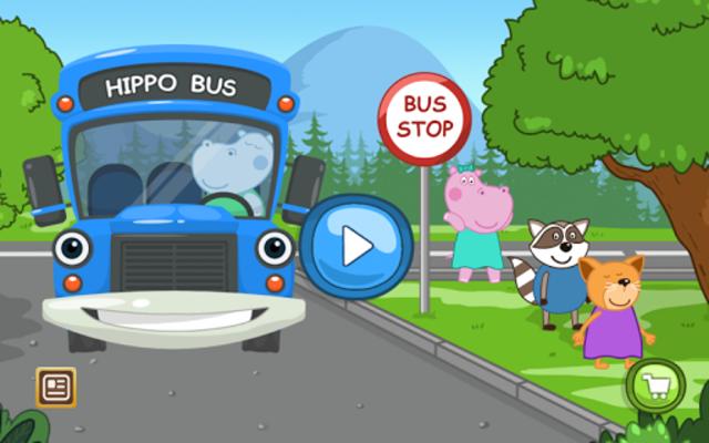 Wheels on the Bus screenshot 1