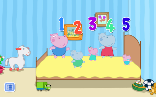 Five Little Monkeys screenshot 9