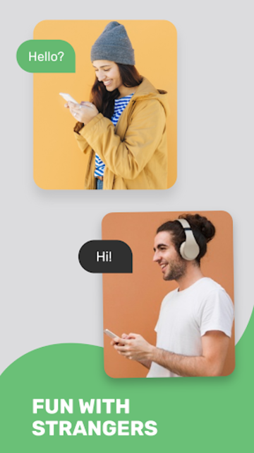 Pally Live Video Chat & Talk to Strangers for Free screenshot 3