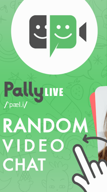 Pally Live Video Chat & Talk to Strangers for Free screenshot 1